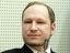 Norwegian Anders Behring Breivik, who killed 77 people.