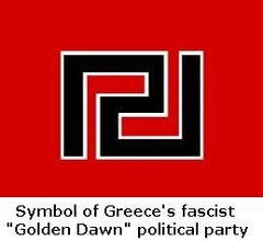Fascism rises from the depths of Greece's despair