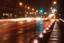 Street lights.