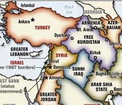 Turkey itself is a major target for destabilization