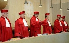 Members of the German High Court
