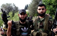 Yihadistas en Siria