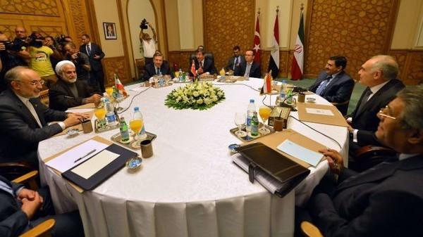 Reunión sobre Siria