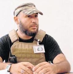 Mahdi al-Harati Terrorist Expert