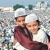 Kindness during Eid-Prayers