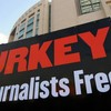 Turkey reportedly is the number one violator of freedom of speech