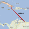 Fiber Optic cable between Cuba and Venezuela