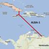 Fiber Optic cable between Cuba and Venezuela