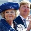 Beatrix and Willem-Alexander