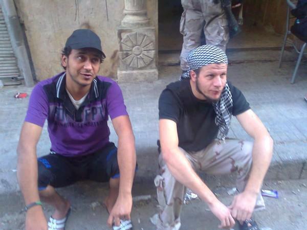 Siria yihadistas Libia