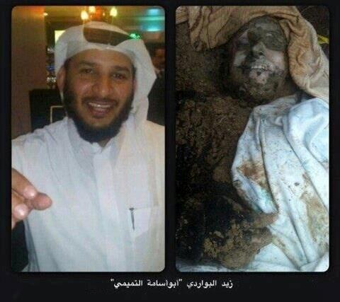 Yihadistas Siria Arabia Saudita