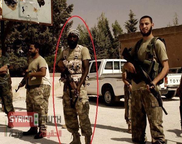 Siria Somalia yihadistas