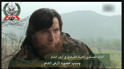 Syria jihadists Chechnya