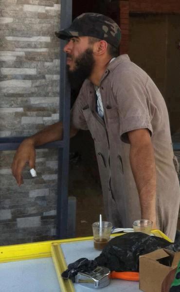 Siria Túnez yihadistas