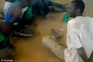 Libya prisoners torture